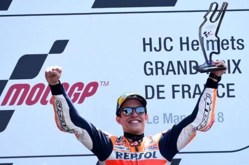Hasil Race MotoGP Prancis 2018
