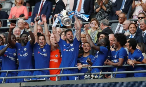 Kemenangan Chelsea di Piala FA Disebut Jadi Modal Tatap Musim 2018-2019