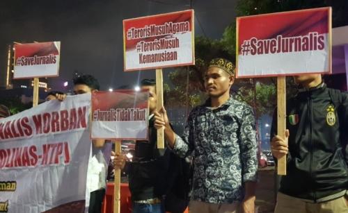 Jurnalis dan Sikap Tetap Berani Pasca-Serangan Teroris di Mapolda Riau