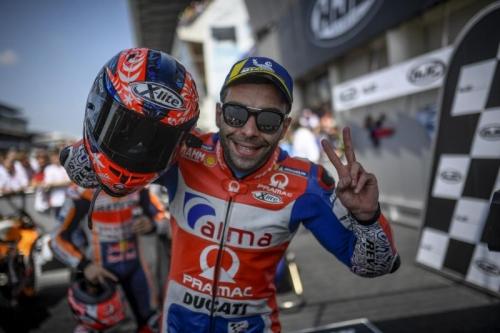 Petrucci: Pilihan bagi Tim Pabrikan Ducati ialah Saya ataupun Miller