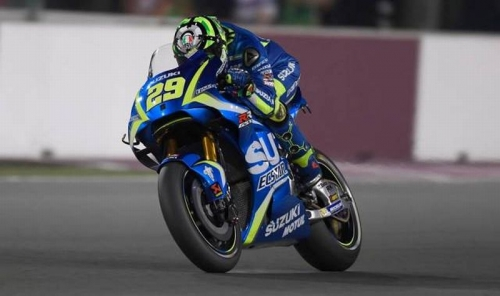 Iannone Alihkan Fokus ke MotoGP Italia 2018