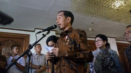 Jokowi Akan Umumkan Pencairan THR PNS