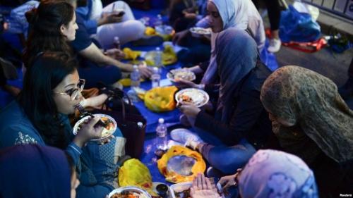 Serunya Pelajar Muslim Amerika Habiskan Waktu di Kamp Ramadan