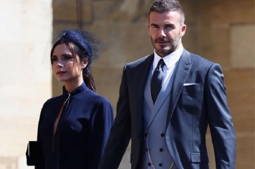 Tepis Rumor Perceraian, Victoria Sebut David Beckham Ayah Terbaik