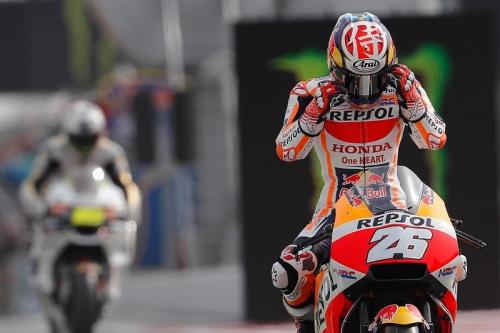 Pedrosa Girang Finis Ke-5 di MotoGP Catalunya 2018