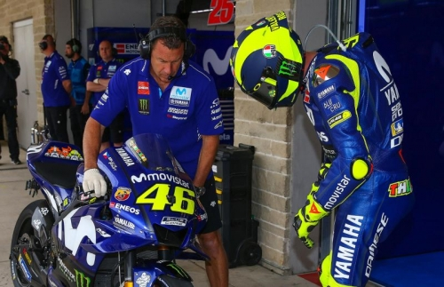 Rossi Akan Balapan dengan Motor yang Sama hingga Uji Coba Brno