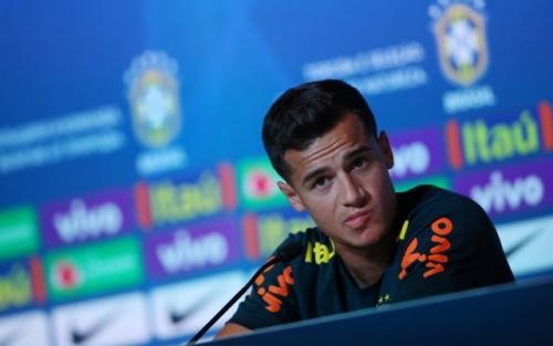 Demi Juarai Piala Dunia 2018, Coutinho Minta Brasil Perbaiki Performanya