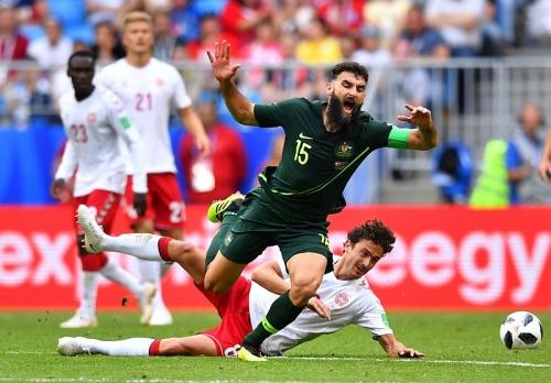 Denmark dan Australia Harus Puas Berbagi Angka 1-1