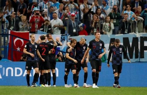 Zlatko Dalic Puji Kinerja Pemainnya pada Laga Kontra Argentina di Piala Dunia 2018