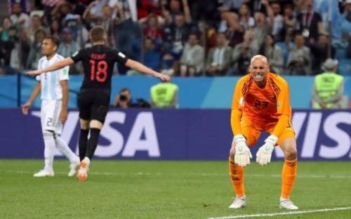 Kunci Kemenangan Kroasia atas Argentina di Piala Dunia 2018
