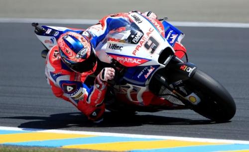 Petrucci Beberkan Masalahnya di MotoGP Catalunya 2018