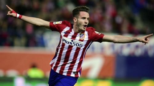 Saul Niguez Sambut Keputusan Griezmann Bertahan di Atletico Madrid