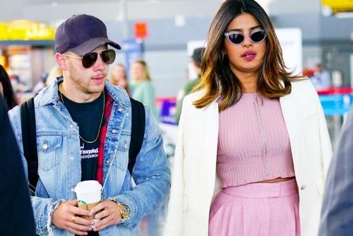 Nick Jonas & Priyanka Chopra Ketahuan Double Date dengan Joe Jonas & Sophie Turner