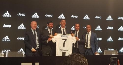Cristiano Ronaldo Beberkan Alasannya Gabung Juventus