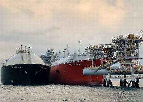 FSRU Lampung Siap Kirim LNG ke PLN hingga 2019