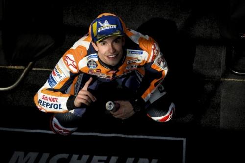 Marquez Jadi Pembalap dengan Gaji Terbesar di MotoGP 2018