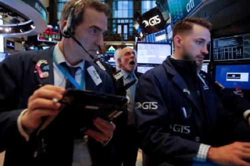 Saham Perusahaan Orang Terkaya Dunia Rp2.000 Triliun Bikin Wall Street Lesu
