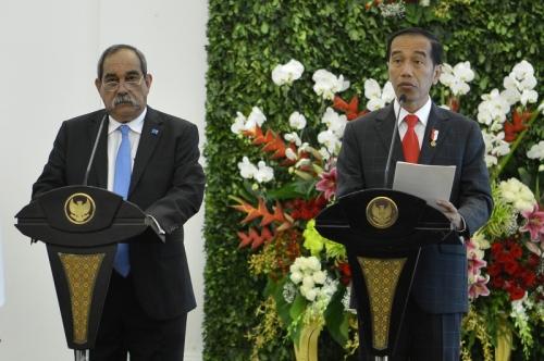 DPR Nilai Pertemuan Jokowi dengan Presiden Mikronesia Perkuat Pondasi Dua Negara