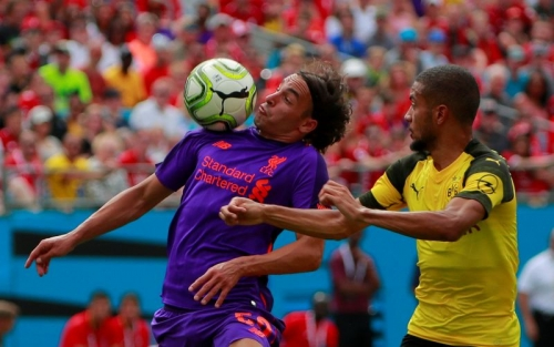 Hasil Pertandingan Liverpool vs Dortmund di ICC 2018