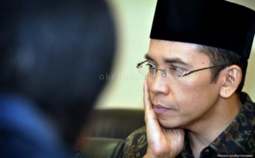 Makan Malam Bareng Ketum Parpol Koalisi, Jokowi Kutip Pernyataan TGB
