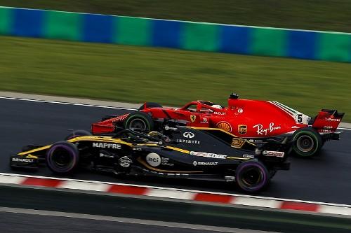 Standarisasi Elemen Mesin F1 Penting untuk Cegah Kecurangan
