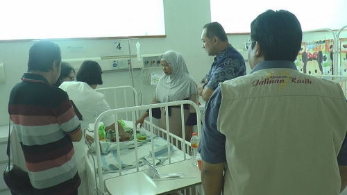 150 Pasien Ikut Operasi Katarak dan Hernia Gratis dari MNC Peduli