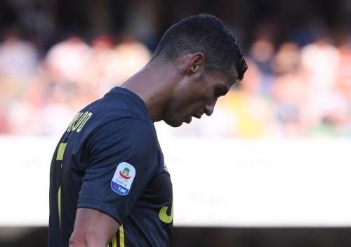 Ronaldo Gagal Tunjukkan Tajinya pada Laga Perdana di Liga Italia 2018-2019