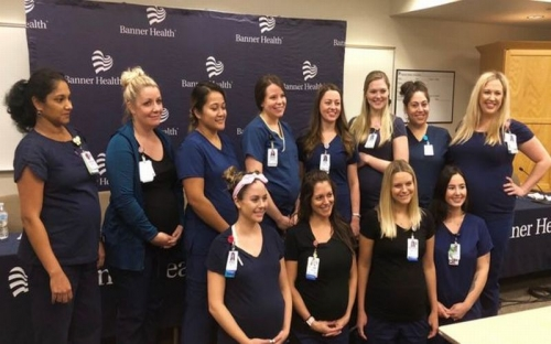 Kehamilan Itu Menular? 16 Suster di Sebuah Rumah Sakit Hamil Berbarengan