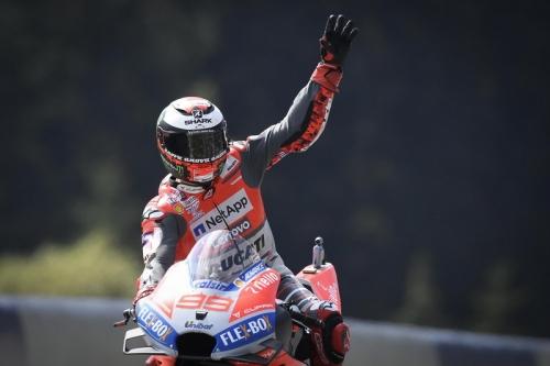 Gabarrini Ungkap Kunci Kebangkitan Lorenzo bersama Ducati