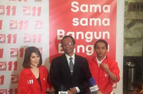 Mahfud MD Bilang Tak Bisa Jadi Ketua Timses Jokowi-Ma'Ruf Amin