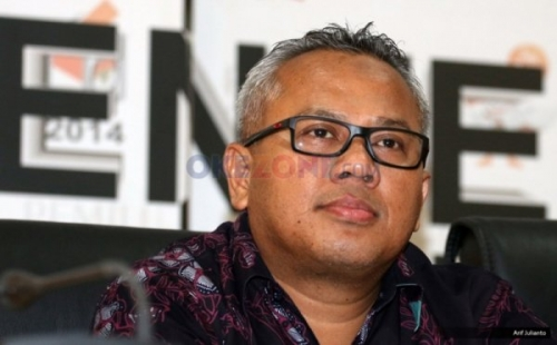 KPU Tak Permasalahkan JK Masuk Tim Pemenangan Jokowi-Ma'ruf